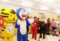 復活喜樂之『蔗田之旅音樂趣』門診區兒童節慶祝活動(107.04.02)