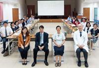 院長率團隊參訪財團法人天主教聖功醫院(107.07.04)